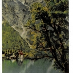 ドイツのケーニヒス湖風景