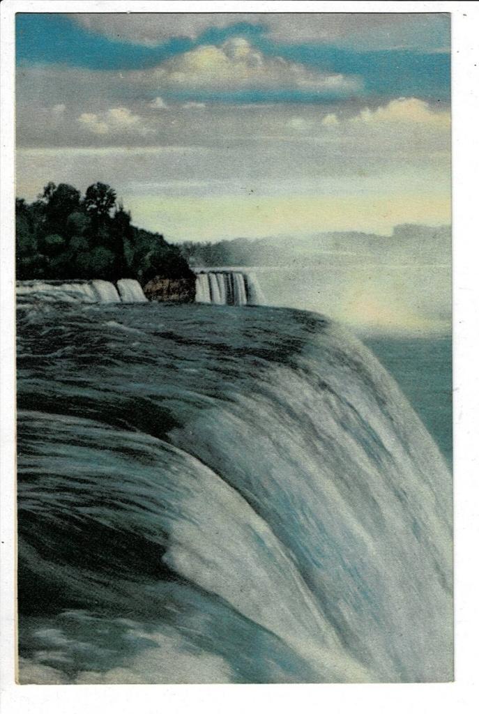 ナイアガラ瀑布