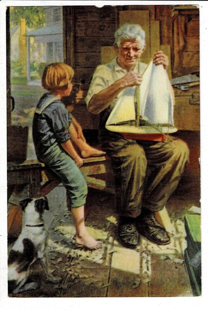 僕の大好きなお爺さん