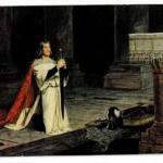 戦勝を祈る騎士 少年倶楽部付録 ジョン・ペティ筆
