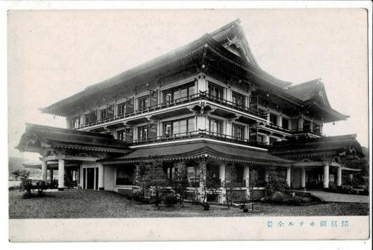 琵琶湖ホテル全景