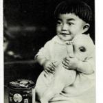 戦前絵葉書 主婦の友付録 森永ドライミルク 森永練乳株式会社